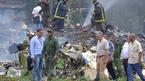 Lãnh đạo Đảng, Nhà nước gửi điện thăm hỏi về vụ máy bay của Cuba gặp nạn
