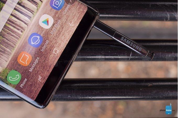 Galaxy Note 9,điện thoại Samsung,smartphone