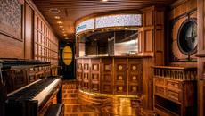 Bên trong tàu 7 sao xa xỉ bậc nhất Nhật Bản