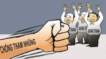 Cuộc chiến chống tiêu cực, tham nhũng: Làm đến cùng, không bỏ giữa chừng