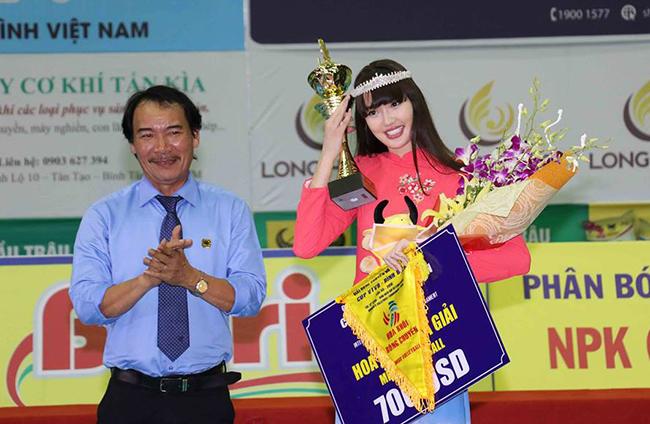 Giải bóng chuyền VTV9 Bình Điền: Giang Tô đăng quang
