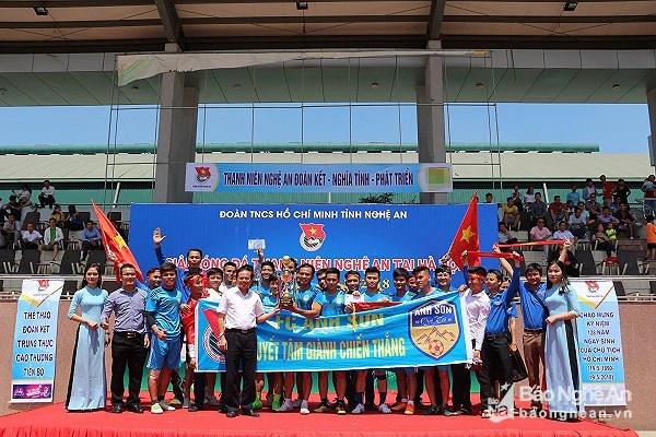 Giải bóng đá Thanh niên Nghệ An
