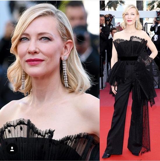 10 chiếc váy đẹp nhất trên thảm đỏ Cannes 2018