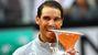 Nadal lần thứ 8 vô địch Rome Masters, trở lại ngôi số 1 ATP