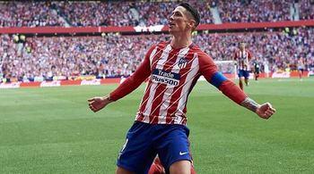 Torres lập cú đúp trong trận đấu chia tay Atletico