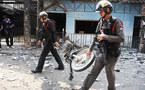 Bom nổ đồng loạt ở miền nam Thái Lan