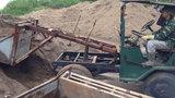 Kỹ thuật cải tiến công nông thành... máy xúc