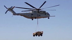 Tận mục uy lực của siêu trực thăng đắt nhất thế giới