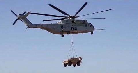 Tận mục uy lực của siêu trực thăng Mỹ đắt nhất