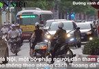 """Nhan nhản kiểu lái xe """"đường này là của ta"""" trên phố Hà Nội"""