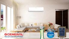 General- máy lạnh Nhật Bản đa dạng sản phẩm và công suất