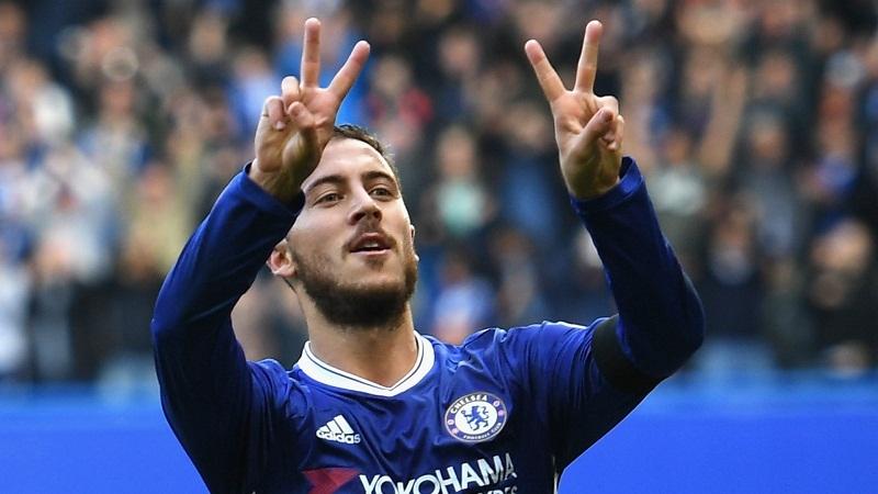Man City phá kỷ lục mua Hazard, MU sốt vó