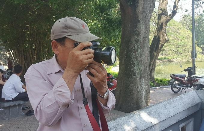 Đám tang,Nhiếp ảnh gia,Góc khuất nghề