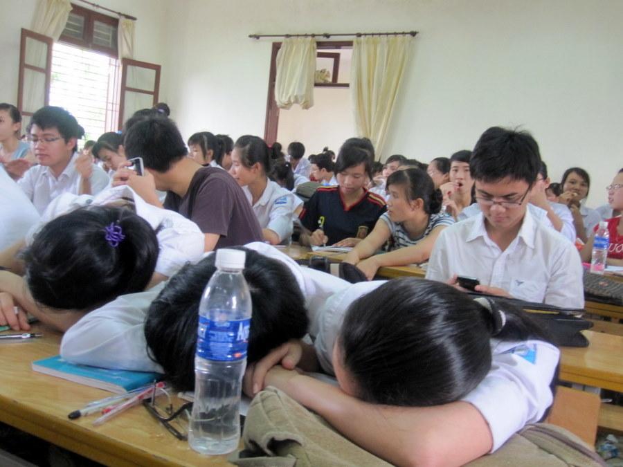 tuyển sinh lớp 6,thi vào lớp 6,bệnh thành tích