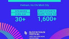 Sự kiện quy mô lớn đầu tiên về Blockchain tại Việt Nam