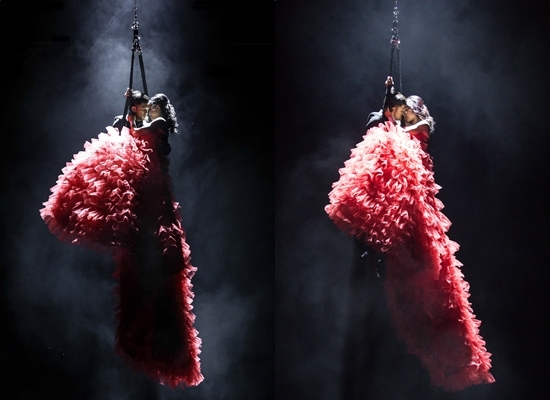 Trọng Hiếu đu dây cao hàng chục mét, Chí Thiện đọc rap trong MV mới