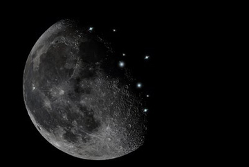 Hé lộ công nghệ khám phá 'vùng tối bí ẩn' của Mặt trăng
