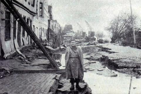 Động đất mạnh nhất lịch sử nhân loại ở Chile, hàng nghìn người chết