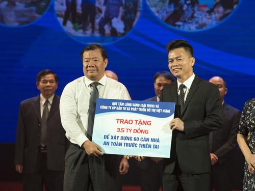 3,5 tỷ đồng xây nhà an toàn cho người dân miền Trung