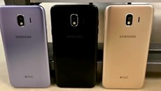 Cấu hình và hình ảnh điện thoại giá rẻ Galaxy J4