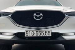 Chiêm ngưỡng chiếc Mazda CX-5 mang biển ngũ quý 5