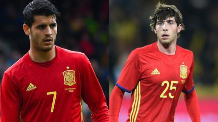 World Cup 2018: Tây Ban Nha loại Morata và sao Barca