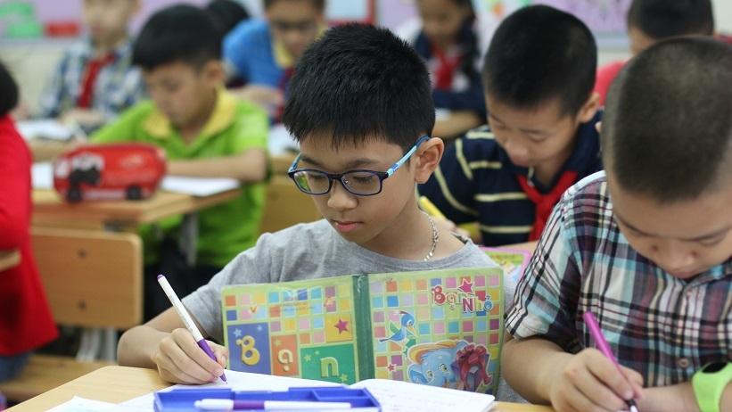 Lịch kiểm tra, đánh giá năng lực vào lớp 6 trường hot ở Hà Nội