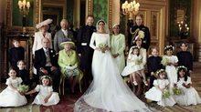 Ảnh cưới đẹp lung linh của Hoàng tử Anh Harry