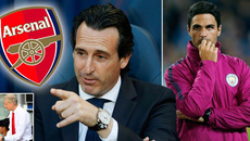 Arsenal bổ nhiệm HLV mới: Cú bẻ kèo ngoạn mục Unai Emery