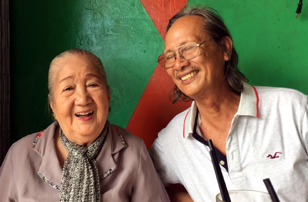 Tiếng nổ sân khấu trong ký ức hãi hùng của nghệ sĩ Thiên Kim
