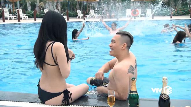 Loạt cảnh quá nóng của Thanh Bi và Việt Anh trong 'Người phán xử'