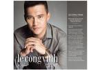 Cựu đội trưởng tuyển Việt Nam Lê Công Vinh xuất bản tự truyện