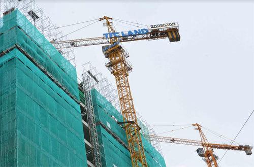 Dự án Jamona Heights sắp hoàn thiện sau 1 năm thi công