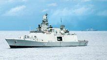 'Soi' ba tàu chiến Ấn Độ tới thăm Đà Nẵng