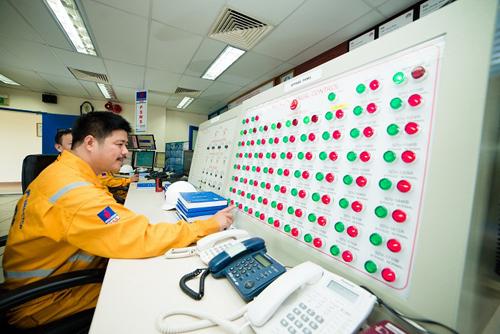 An toàn lao động tại Cty Vận chuyển khí Đông Nam Bộ