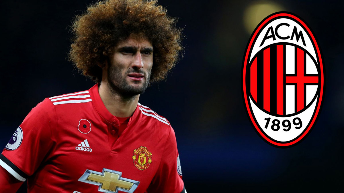 MU nhả Pogba cho Juventus, Fellaini về Milan