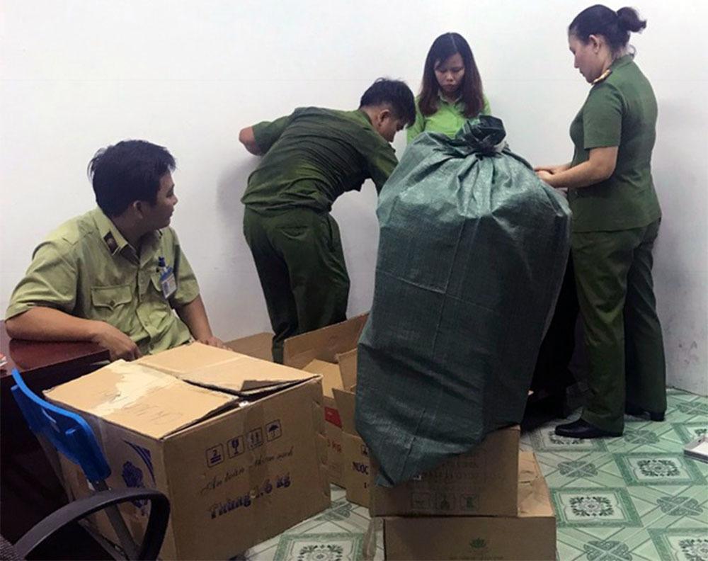 Hàng trăm cảnh sát 'bao vây' cửa hàng đa cấp ở Cần Thơ