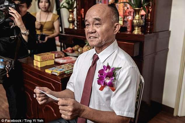 Lời nhắn nhủ của bố cô dâu lay động hàng triệu trái tim
