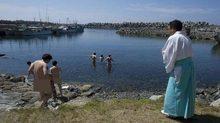 """Ghé thăm hòn đảo """"nói không với phụ nữ"""" tại Nhật Bản"""