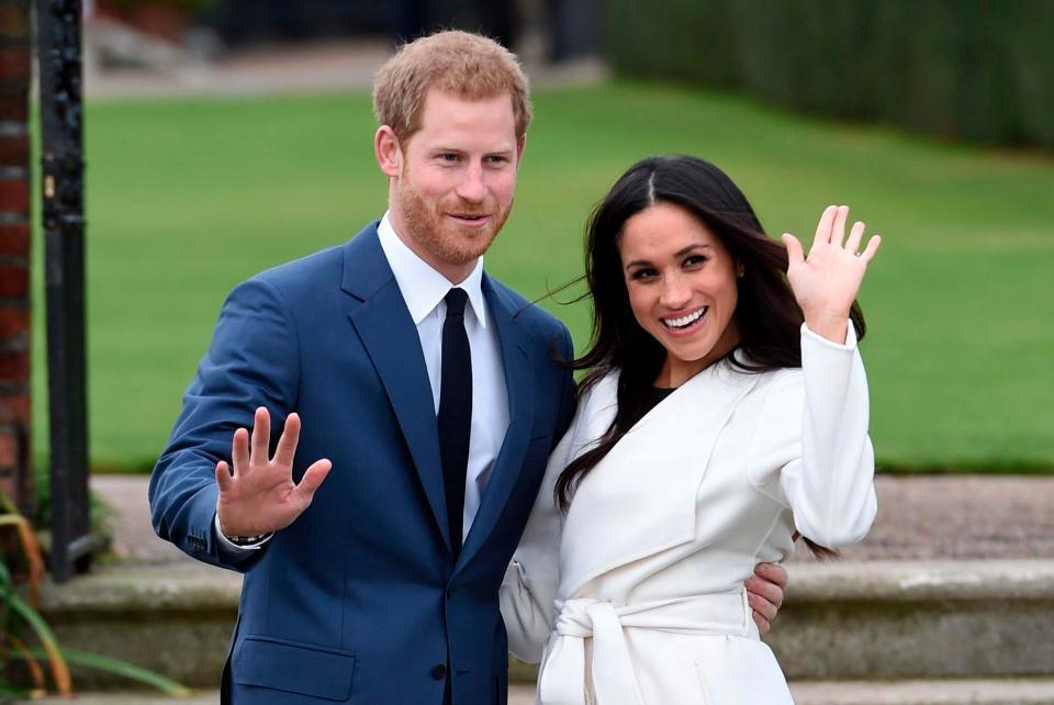 Hôn lễ hoàng gia,Hoàng tử Harry,Meghan Markle