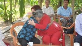 Người đàn bà cứu 34 nạn nhân chìm đò được giúp trả hết nợ