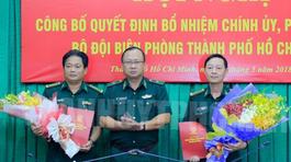 Quyết định nhân sự của Bộ trưởng Quốc phòng