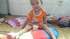 Cậu bé thiếu 3 dòng máu cầu cứu