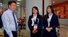 2 nữ sinh VN giành giải khoa học kỹ thuật quốc tế