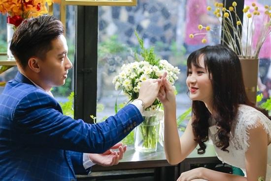 Hotgirl bolero Jang Mi lần đầu đóng phim, bắt cặp cùng S.T