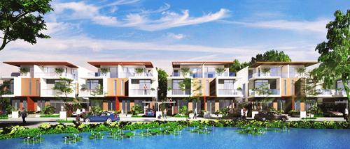 Mở bán 100 biệt thự đẹp nhất Dragon Village