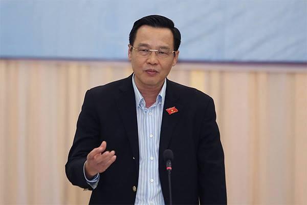Phó chủ nhiệm UB Kinh tế: Chúng tôi xin lỗi Chính phủ