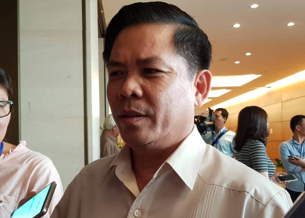 Bộ trưởng GTVT,Nguyễn Văn Thể,phí BOT,giá BOT,BOT,trạm thu giá