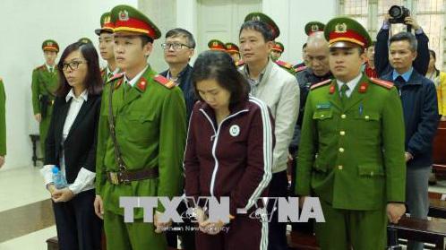 Trịnh Xuân Thanh,Đinh La Thăng,PVC,PVP Land,tham ô,tham nhũng