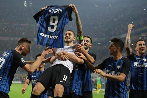 Icardi và những bàn thắng đẹp với Inter